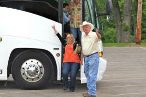 Bus Company Picnics in KC