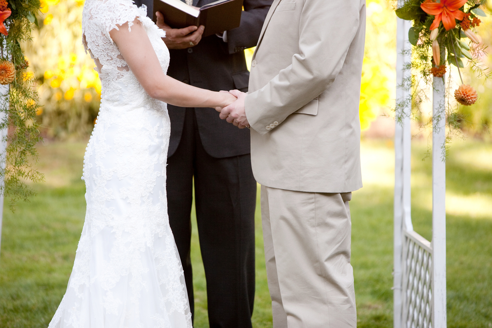 Ditch the diy top 8 do it yourself mistakes brides make for How do i get ordained to perform wedding ceremonies