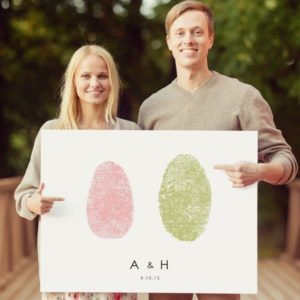 thumbprint-wedding-guest-book-idea-faulkners-ranch-kansas-city