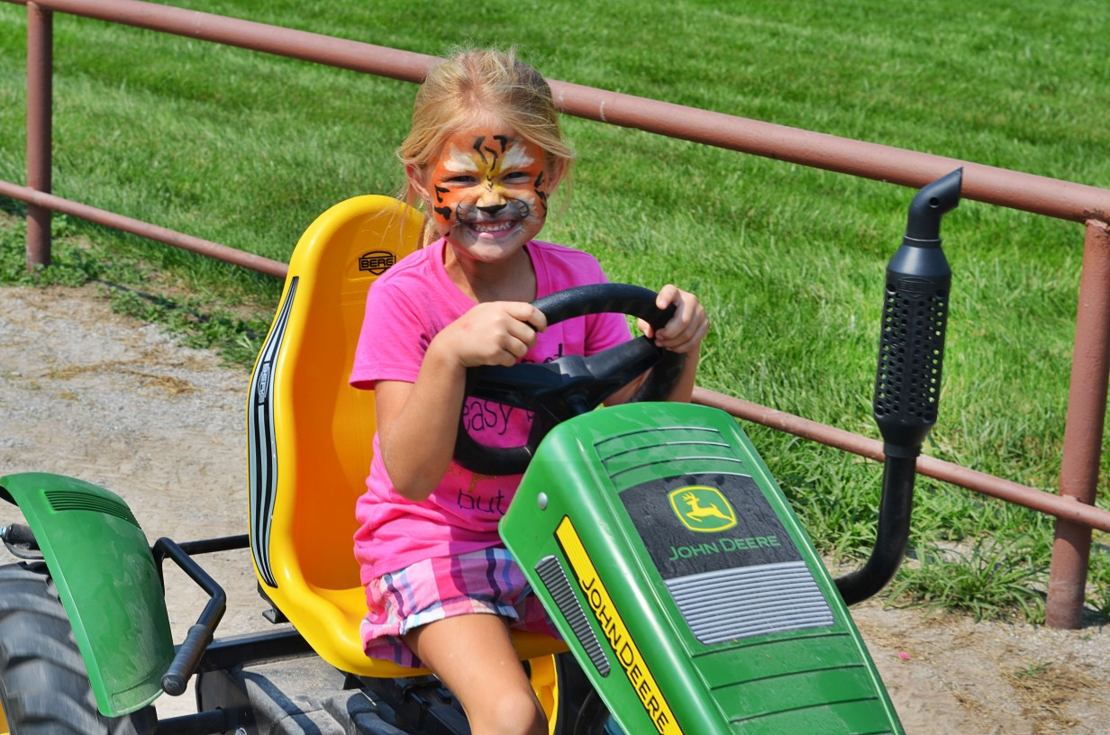 pedal tractors for kids