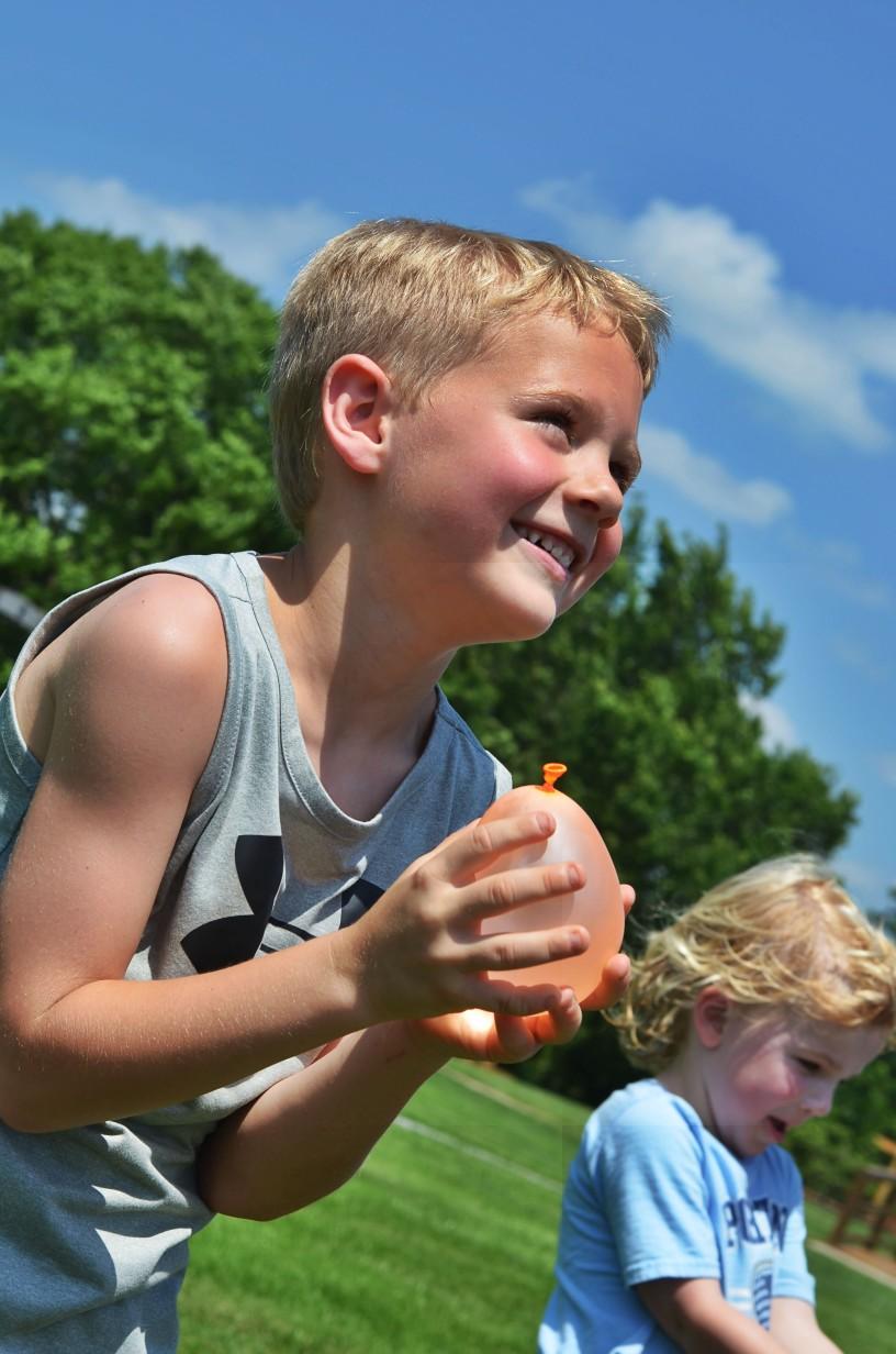kids water balloon games