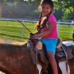 horse rides in Kansas City at Faulkner's Ranch