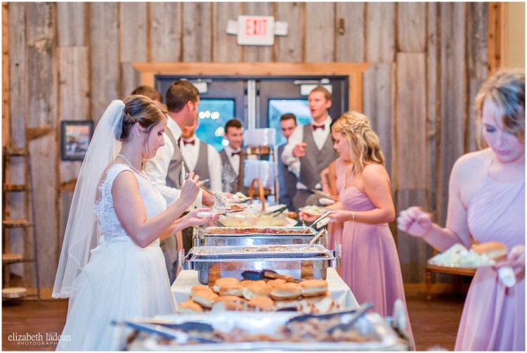 barn wedding venue in Kansas City