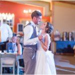 indoor wedding reception venue in Kansas City at Faulkner's Ranch