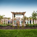 Howard McConnaughey outdoor wedding