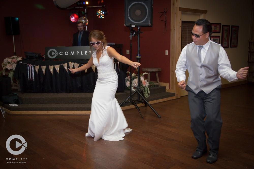 Faulkner's Ranch Wedding Reception venue in Kansas City