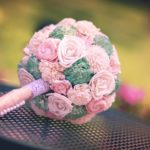 bouquet for wedding at Faulkner's Ranch