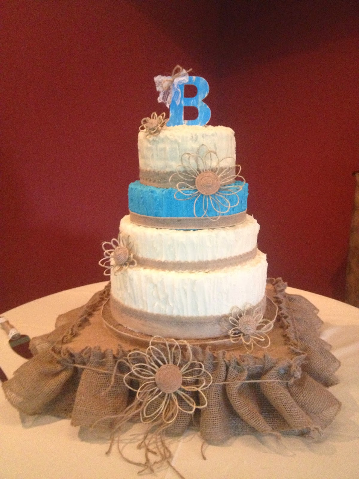 3 tier separate wedding cakes a beattie ful wedding faulkner s ranch 10248